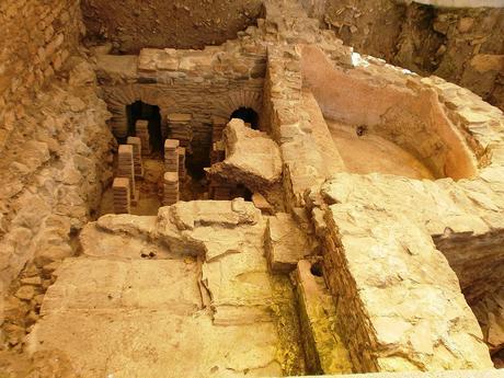 Las famosas Termas romanas, historia y características