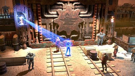 Wasteland 3 presenta su próximo DLC, The Battle of Steeltown