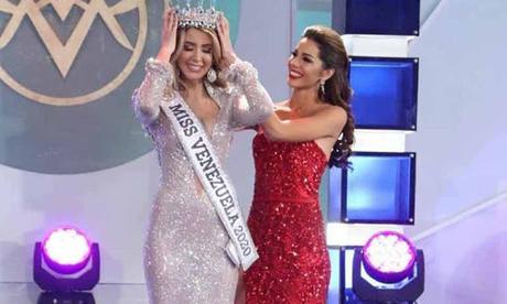 #Mujeres: #Belleza: Osea...!!!!  Venezolanos deben pagar en dólares para votar en el #MissUniverso