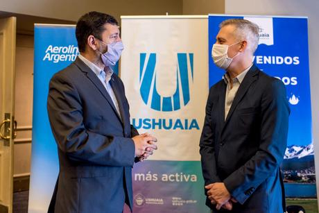 Ushuaia 2021 en Cordoba