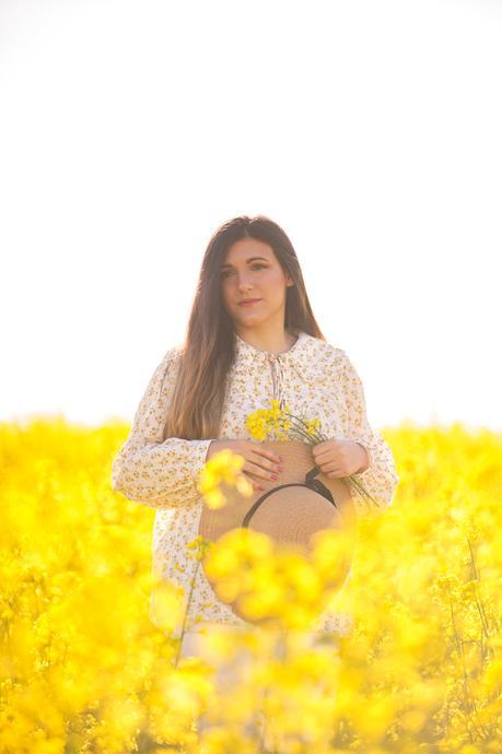 Blusa primaveral