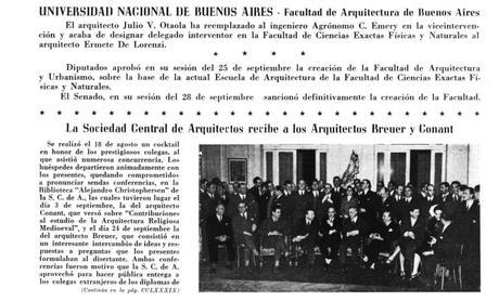 Marcel Breuer en Buenos Aires