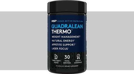 Quemador de grasa termogénico RSP Quadralean