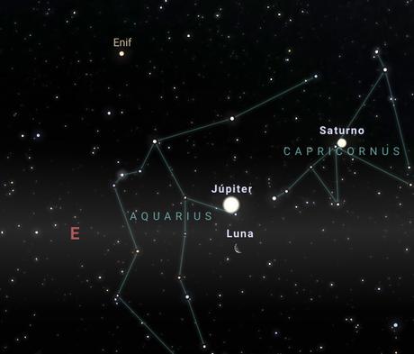 Una espectacular lluvia de meteoros en Mayo: las Eta Acuáridas