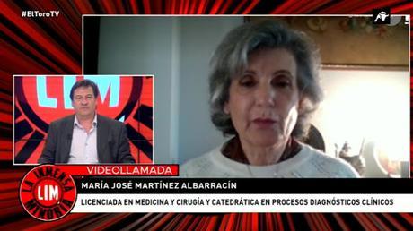 Maria Jose Albarracin - Importante Advertencia (abril 2021)