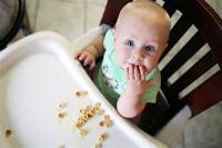 Sugerencias para la Alimentacion de los Niños en la Primera Infancia