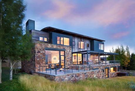 Casa Rustica en las Montanas de Jackson Hole