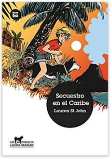 «Secuestro en el Caribe» de Lauren St John