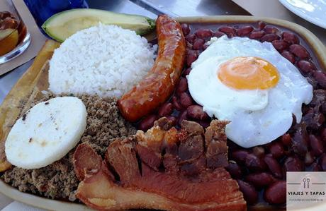 La Fogata: Cocina Colombiana