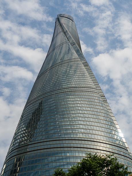 ¿Conoce la Torre de Shanghái? edificio más alto de China