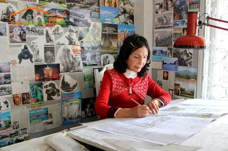 La Pensión Hằng Nga, la casa loca particular en Vietnam