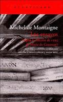Ensayos. Michel de Montaigne