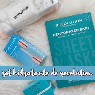 Set Dehydrated skin de revolution