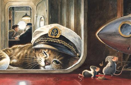 EDISON: ¡Dos ratones en busca de un tesoro!