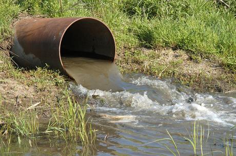 Cifras sobre la contaminación del agua