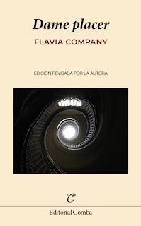 Flavia Company o narrar el placer cuando se ha ido