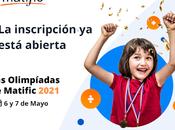 Olimpiadas matemáticas para chicos jardín primaria