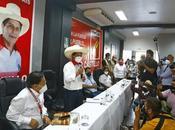 Pedro Castillo: grandes alianzas hacemos pueblo