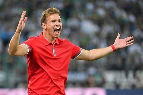 This is the profile site of the manager julian nagelsmann. 32-jarige coach Julian Nagelsmann jaagt met RB Leipzig op ...