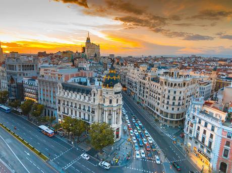 La evolución del turismo de casinos en Madrid
