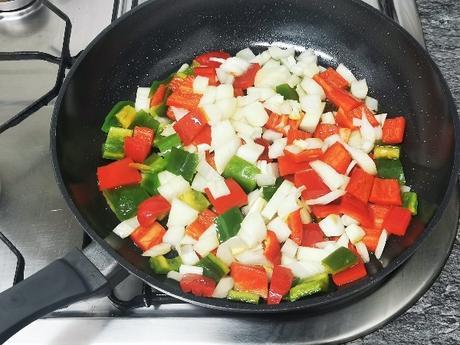 Timbal de verduras, una receta sana