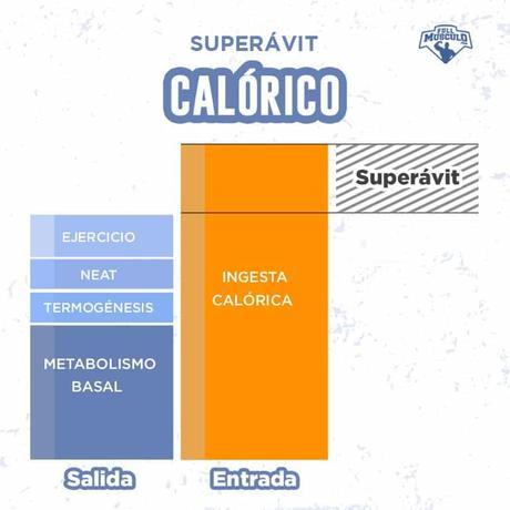 Superavit Calorico