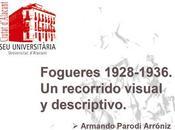 """Seminario online """"Fogueres 1928-1936.Un recorrido visual descriptivo"""""""