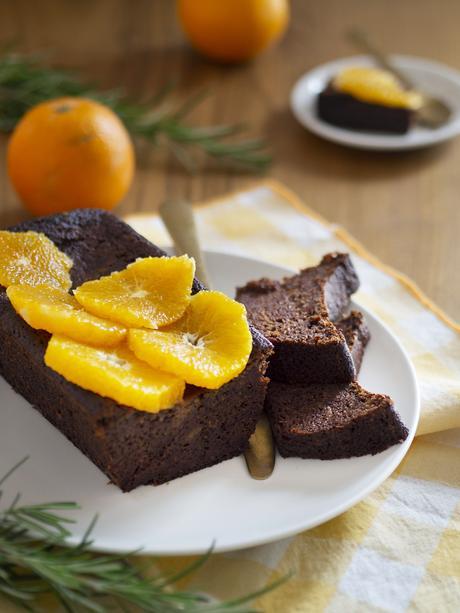 Bizcocho de naranja saludable_20