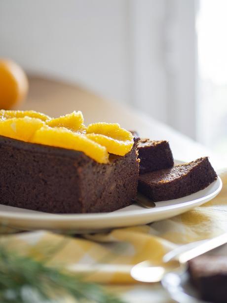 Bizcocho de naranja saludable_5