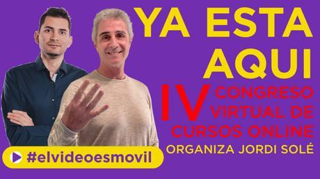 4º Congreso Virtual de Cursos Online organizado por Jordi Solé
