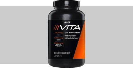 Suplementos JYM Vita JYM Multi