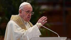 """""""Unidad operativa"""": Papa Francisco rechaza toda """"intervención de afuera"""" en #Venezuela"""