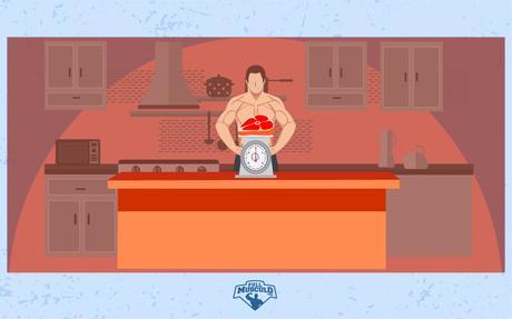 100 Gramos De Proteina Al Dia
