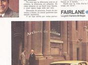 Ford Fairlane comercializado 1972 Argentina