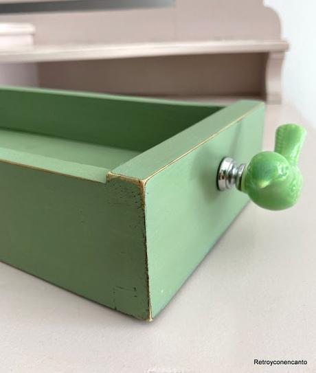Verde y natural...