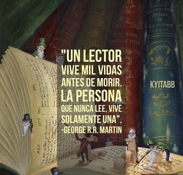 63#. No es el hábito de la lectura. Es el gusto por leer.
