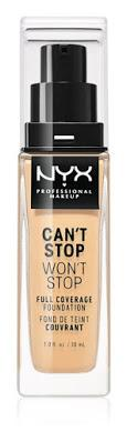 BROCHA NYX CAN´T STOP WON´T STOP