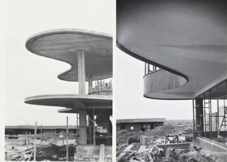 La construcción del Ariston