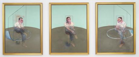 13. francis bacon three studies for a portrait of john edwards 1984 christies