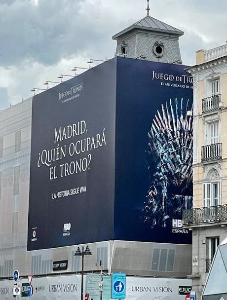 Las elecciones en Madrid y la analogía con Juego de Tronos