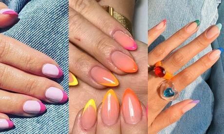 10 tendencias de uñas 2021 | colores y diseños