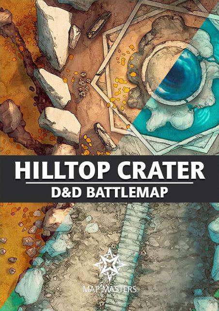 Hilltop Sacrificial Site, de Map Masters