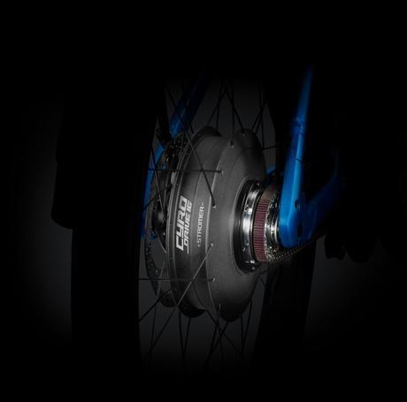 Stromer ST2 1kw de batería y 750w de potencia