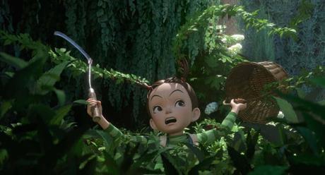 Earwig y la bruja, la anti-magia de Ghibli