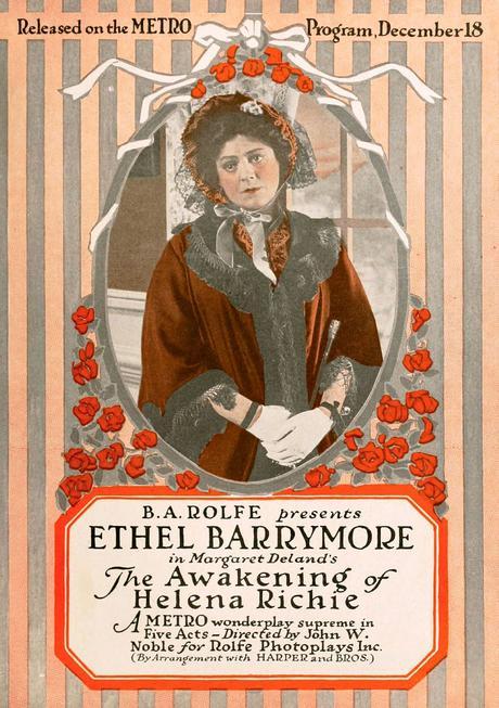 Ethel Barrymore