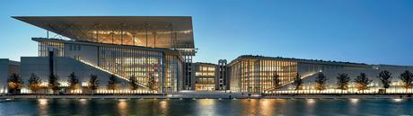 El Centro Cultural Fundación Stavros Niarchos:  un faro cultural en la capital griega firmado por Renzo Piano