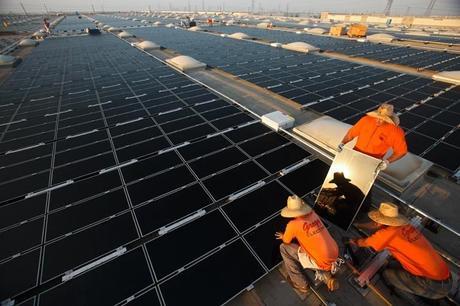 la alternativa solar 1: placas solares