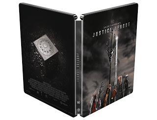 """""""La Liga de la Justicia de Zack Snyder"""" en Blu-Ray™, DVD y 4K UHD + Blu-Ray™; Todos los detalles"""