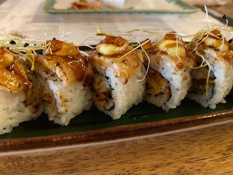 Restaurante Tobiko, alta cocina japonesa en Valencia (España)