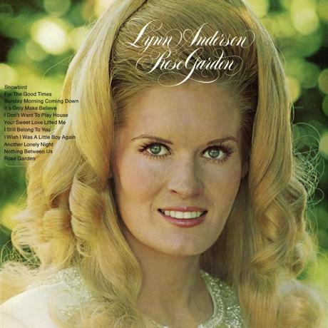 "Lynn Anderson / Duncan Dhu / K.D. Lang & The Reclines. ""Rose Garden"""